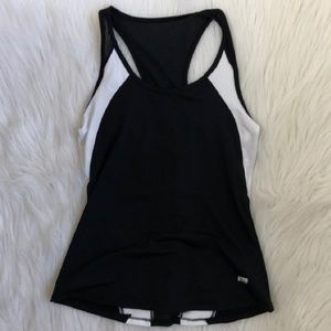 📣 2 FOR $20 | BLACK & WHITE RACERBACK ACTIVE TANK